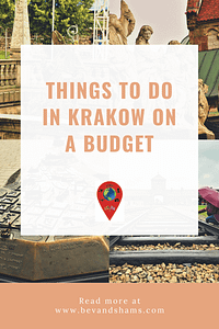 Things to do in Krakow on a budget