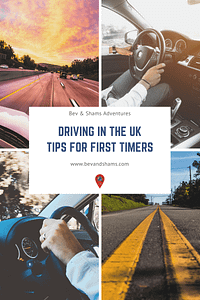 Driving in the UK - Tips for first timers