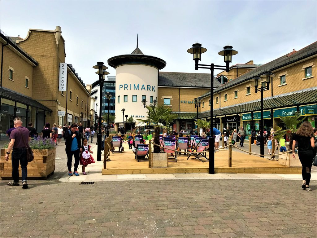 Priory Meadow Shopping Centre