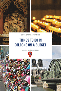 Things to do in Cologne on a Budget
