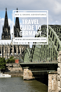 Travel Guide to Germany