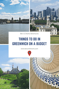 Things to do in Greenwich on a Budget