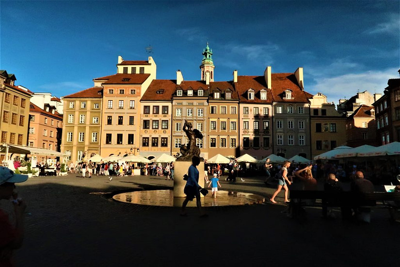 Old Town Square - Things to do in Warsaw
