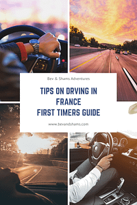 Tips on Driving in France - First-timers guide