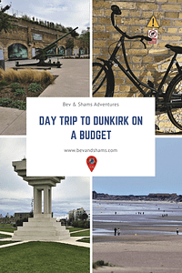 Day trip to Dunkirk on a Budget