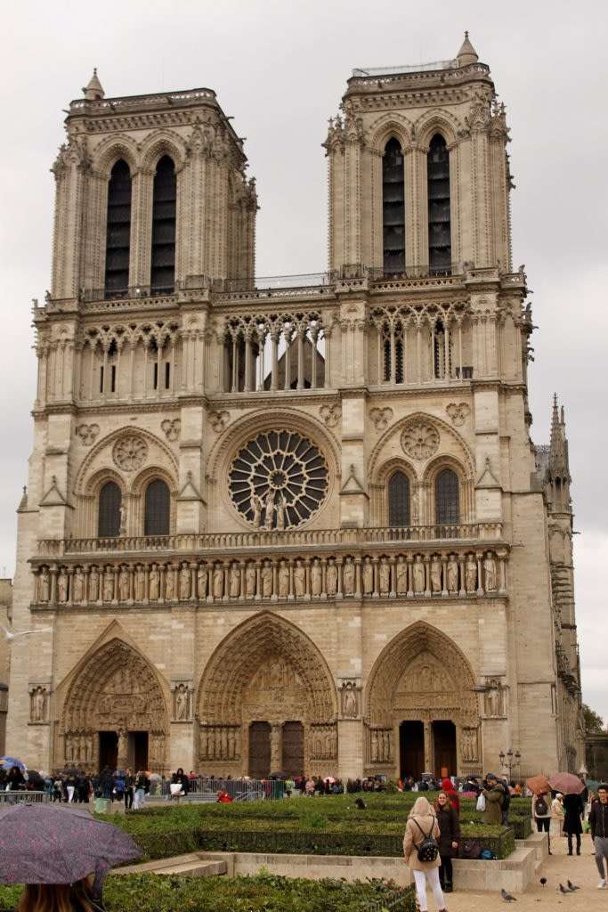 In this ultimate guide of Paris, is Notre Dame.
