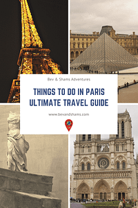 Things to do in Paris: Ultimate Travel guide