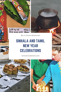 Simhala and Tamil New Year Celebrations