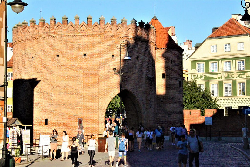 The Barbican - Things to do in Warsaw