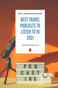 Best Travel Podcasts to Listen to in 2021