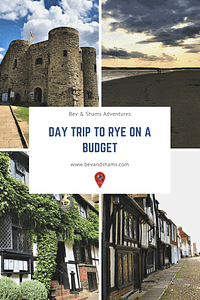 Day trip to Rye on a Budget