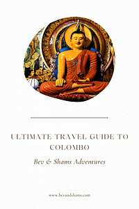 Travel guide to Colombo
