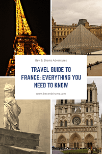 Travel guide to France: Everything you need to know