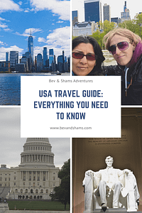 USA Travel guide: Everything you need to know