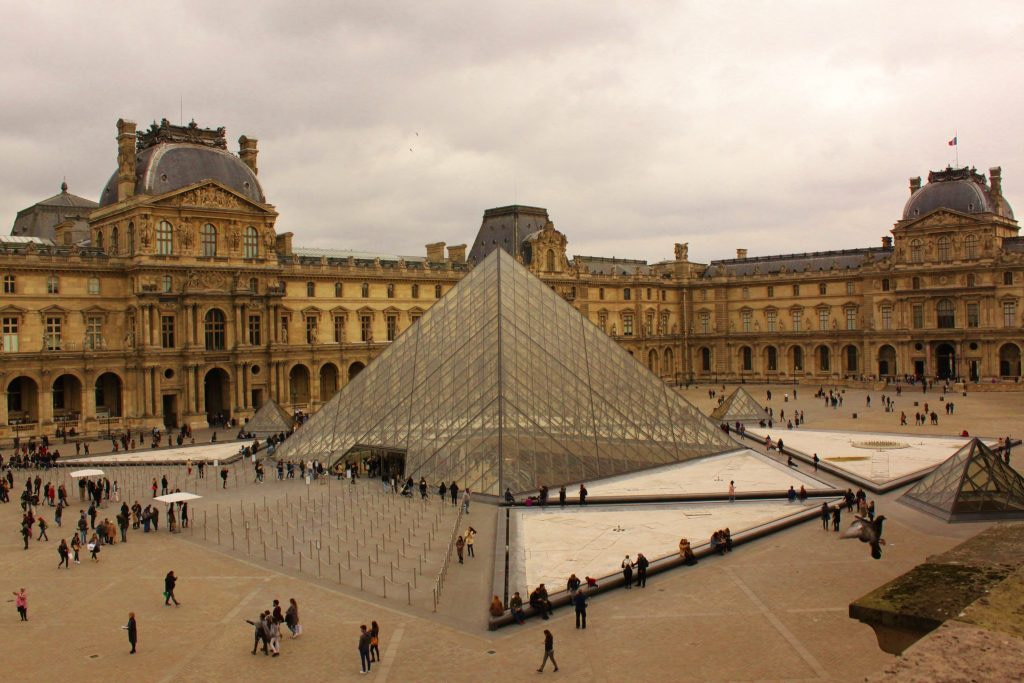 The Louvre Museum are just some of the things to do in Paris: ultimate guide