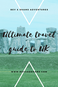 Ultimate travel guide to UK