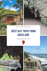 Best Day trips from Auckland, New Zealand