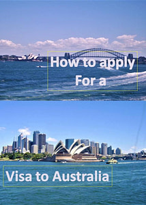 How to Apply for a Visa to Australia