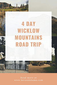 4 Day Wicklow Mountains Road Trip
