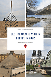 Best Places to visit in Europe in 2022