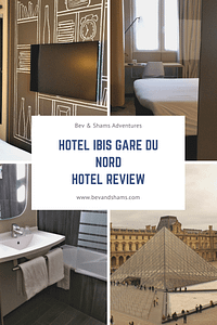 Hotel Ibis Gare Du Nord - Hotel Review