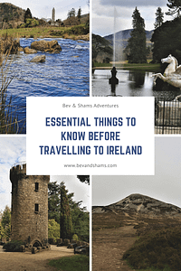 Essential things to know before travelling to Ireland
