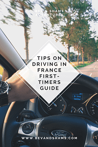 First-timers guide to driving in France