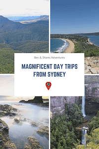 Magnificent day trips from Sydney