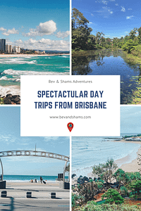 Spectacular day trips from Brisbane