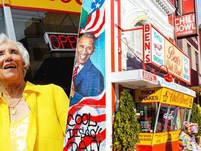 Ben's Chili Bowl are just one of the best places to eat in Washington DC
