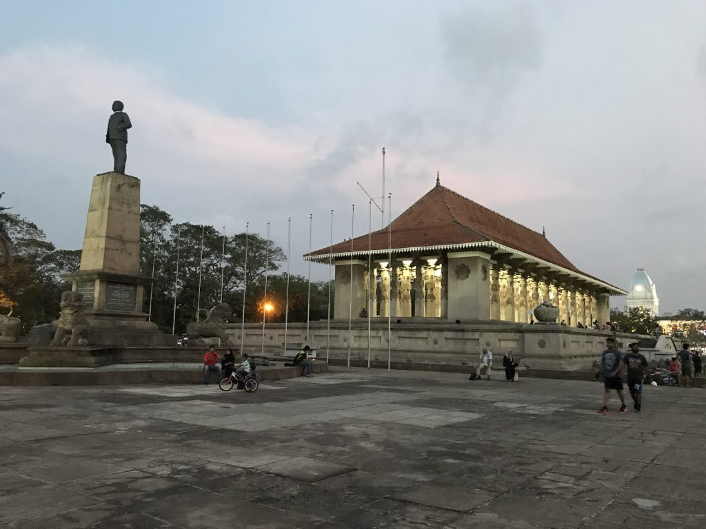 Independent Square in Colombo