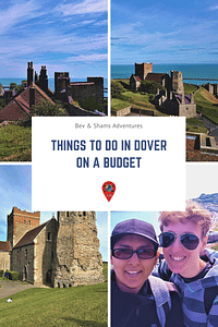 Things to do in Dover on a budget