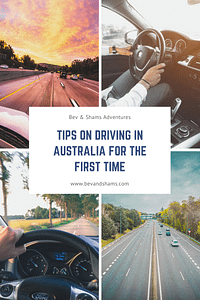 Driving in Australia - tips for first time drivers