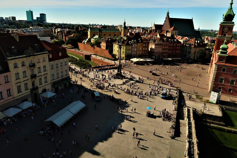 Things to do in Warsaw Poland